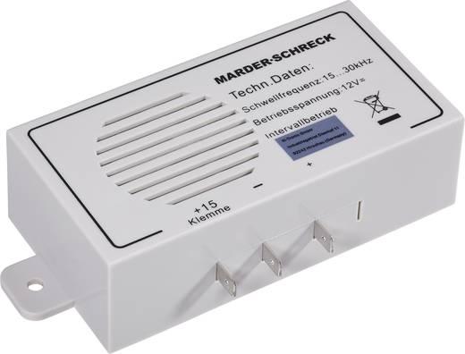 H-Tronic ultrahangos nyestriasztó és menyétriasztó modul, 8-18V, max.: 15m, 92 dB, 20-30 kHz