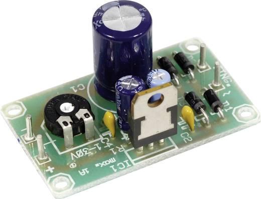 Feszültségszabályozó panel LM317 T-hez, kimeneti feszültség 1,2 - 32 V/DC