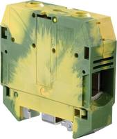 ABB 1SNK 526 150 R0000 Védővezetékes kapocs 26 mm Csavaros csatlakozó Kiosztás: PE Zöld, Sárga 1 db ABB