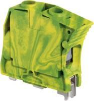 ABB 1SNK 516 150 R0000 Védővezetékes kapocs 16 mm Csavaros csatlakozó Kiosztás: PE Zöld, Sárga 1 db ABB