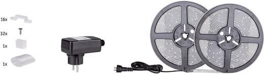 RGB LED szalag készlet, 12 V, 750 cm, semleges fehér, Paulmann WaterLED 70417