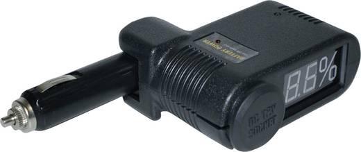 Digitális autós akkuteszter és akkuvédő 12 V, EAL 16620