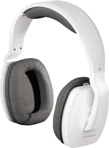Vezeték nélküli fejhallgató Thomson, fehér színű WHP3311W
