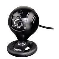 HD webkamera 1280 x 1024 pixel Hama Spy Protect Talp, Csíptetős tartó Hama
