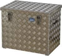 Alutec 41120 Doboz Lemez (H x Sz x Ma) 622 x 425 x 520 mm Alutec