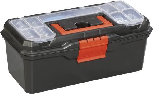 Műanyag szerszámosláda 320 x 150 x 135 mm Alutec 56250