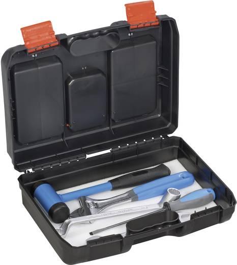 Szerszámos ládák Alutec 56610 Méret (H x Sz x Ma) 405 x 300 x 155 mm Anyag Műanyag