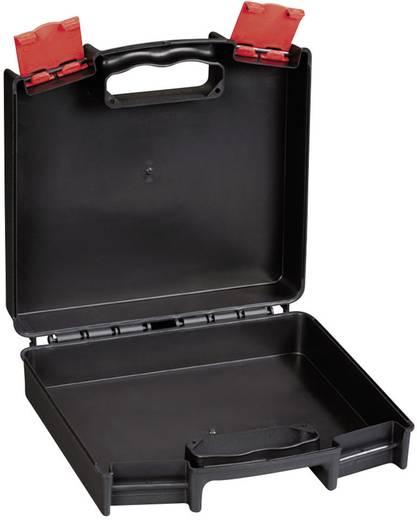 Üres szerszámos koffer, (H x Sz x Ma) 225 x 220 x 72 mm Alutec 56630