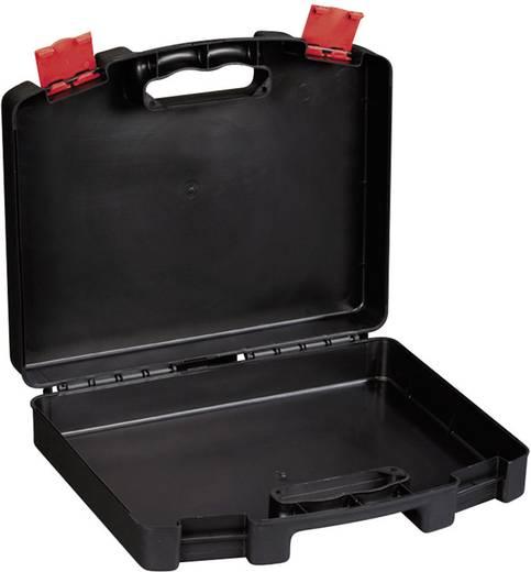 Üres szerszámos koffer, (H x Sz x Ma) 330 x 270 x 80 mm Alutec 56635