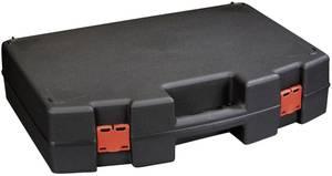 Műanyag szerszámostáska, üres szerszámkoffer 500 x 350 x 110 mm Alutec 56640 Alutec