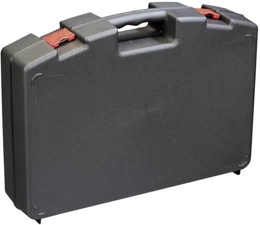 Műanyag szerszámostáska, üres szerszámkoffer 500 x 350 x 110 mm Alutec 56640