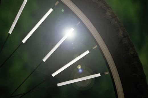 Kerékpáros fényvisszaverő küllőre, 12 db, proFEX 62518