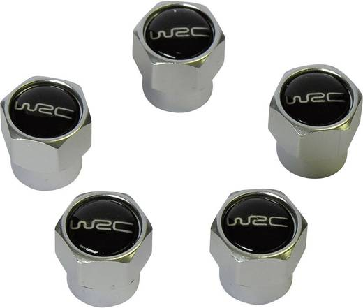Unitec WRC szelepsapka alumínium fekete