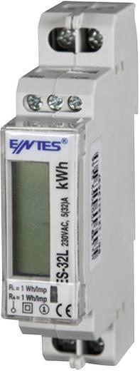 Digitális váltóáramú fogyasztásmérő 32 A ENTES ES-32LS