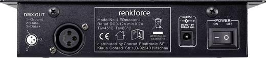 DMX kontroller, Renkforce LEDmaster-II