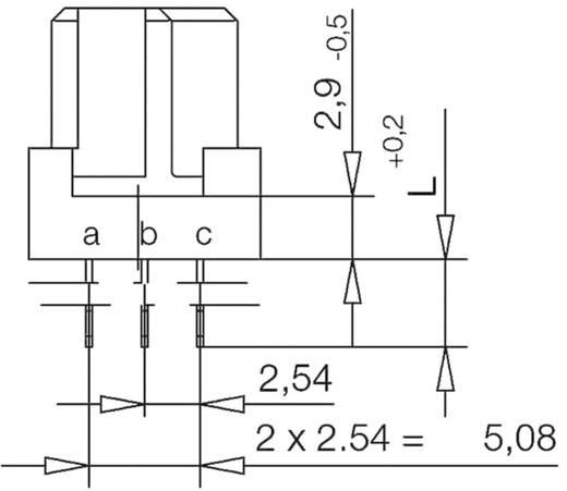 Rugósléc Kivitel C a+b+c 224412 ERNI Tartalom: 1 db