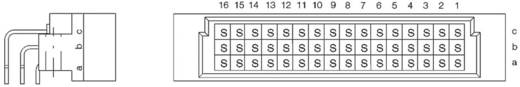 Rugósléc Kivitel C/2 a+b+c 254324 ERNI Tartalom: 1 db
