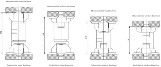 SMC csatlakozótűsor Kivitel (pl. 054595 ERNI Tartalom: 1 db