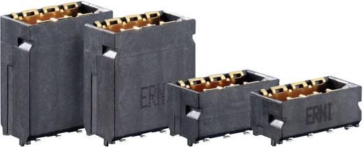MicroSpeed® Power modulok Csatlakozóléc, egyenes 214915 ERNI Tartalom: 1 db