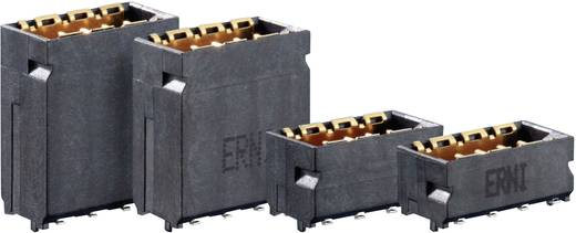 MicroSpeed® Power modulok Csatlakozósor, egyenes 214551 ERNI Tartalom: 1 db