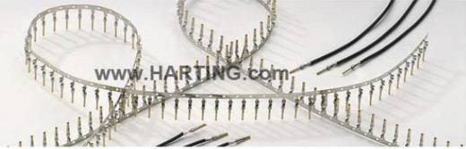 Stift érintkező AWG min.: 24, max.: 20 sárgaréz Harting 09 67 000 8278