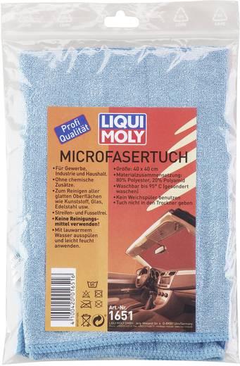 Mikroszálas törlőkendő, Liqui Moly 1651