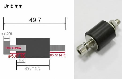 Reely (BP223) Lengő gumik a motor szereléséhez