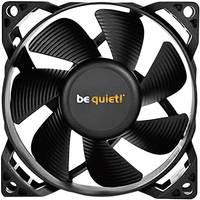 Számítógépház ventilátor 80 x 80 x 25 mm, BeQuiet PURE Wings 2 (BL044) BeQuiet