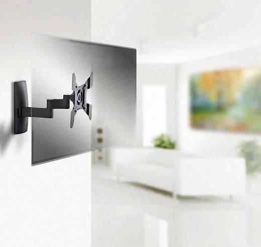 TV fali tartó konzol, kihajtható, forgatható, VESA szabvány 15 - 37méretig VCM TS 3 17931