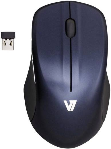 Vezeték nélküli optikai egér V7 Videoseven MV5000202-8EB