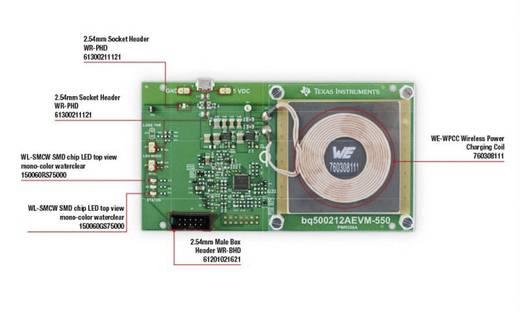 Fejlesztő panel, Würth Elektronik 760308