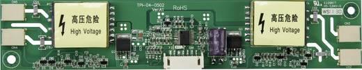 LCD Inverter 12 V/DC alkalmas: CCFL háttérvilágítás (H x Sz x Ma) 166 x 32 x 11 mm TPI-04-0502