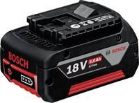 Bosch Professional GBA 18 V 1600A002U5 Szerszám akku 18 V 5 Ah Lítiumion Bosch Professional