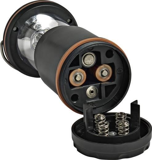 LED Kemping lámpás Duracell Explorer 8 Elemekről üzemeltetett 190 g Fekete LNT-10