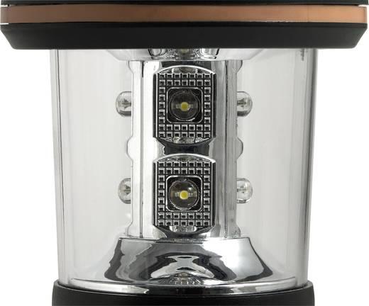 LED-es kemping lámpás, elemes, 190 g, fekete, Duracell Explorer 8 LNT-10