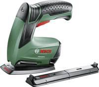 Bosch Home and Garden PTK 3,6 LI Office Set Akkus tűzőgép Kapocs típus 53-as típus Kapocs hosszúság 4 - 10 mm Bosch Home and Garden