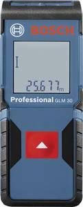 Bosch GLM 30 Professional lézeres távolságmérő, mérési tartomány max.30 m Bosch Professional