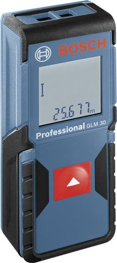 Bosch GLM 30 Professional lézeres távolságmérő, mérési tartomány max.30 m