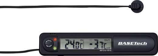 Autós külső, belső hőmérő, jégriasztással 2130 Basetech