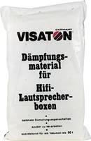 Hangszigetelő, hangcsillapító anyag, hangelnyelő 20L Visaton Damping Material Visaton