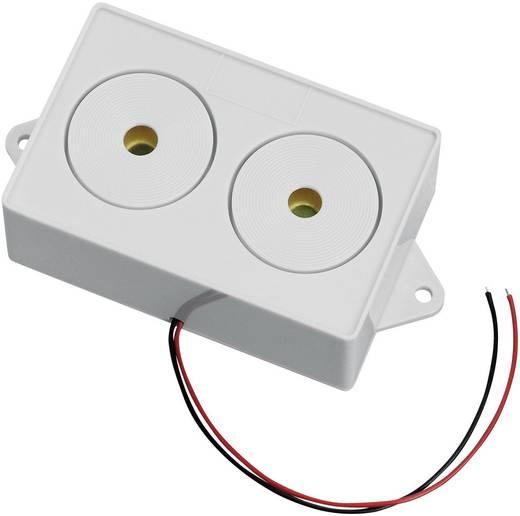Riasztó sziréna 110 dB 12 V/DC 33133