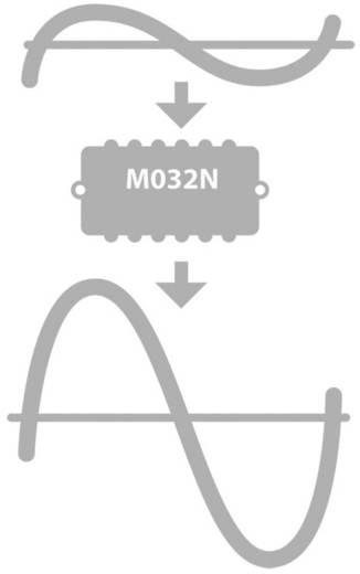 Erősítő modul 12W, Kemo M032