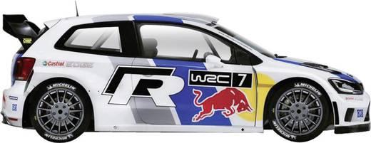 Távirányítós RC rally WRC versenyautó 1:24 RC VW Polo Red Bull MaistoTech 581148