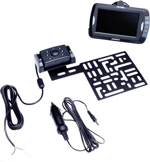 Vezeték nélküli tolatást segítő videórendszer, ProUser DRC4310