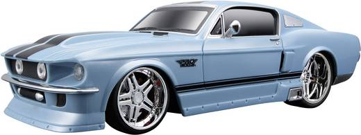 rc t vir ny t s modellaut ford mustang gt 1967 1 24. Black Bedroom Furniture Sets. Home Design Ideas
