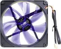 Számítógépház ventilátor 140 x 140 x 25 mm, NoiseBlocker BlackSilent XK1 NoiseBlocker