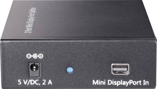 Mini dsplayport, 2 port 3648 x 2160 pixel Renkforce Fekete