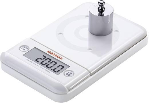 Digitális konyhai mérleg, fehér, Soehle Ultra 2.0 66150