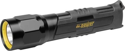 LED-es zseblámpa, kézilámpa 4 db AA ceruzaelemmel de.power DP-021AA-C