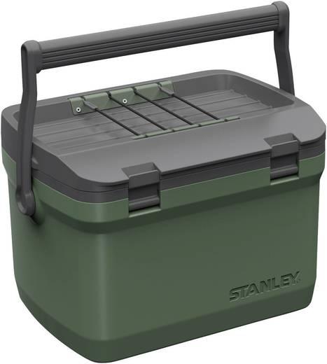 Hűtőkosár, passzív hűtőtáska 15,1L-es zöld Stanley Adventure